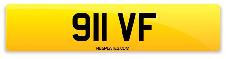 Registration 911 VF