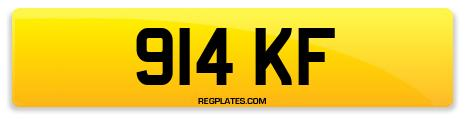 Registration 914 KF