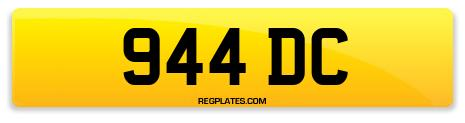 Registration 944 DC