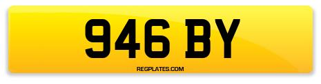 Registration 946 BY