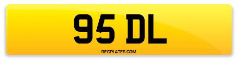 Registration 95 DL