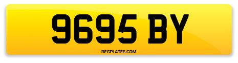 Registration 9695 BY