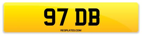 Registration 97 DB