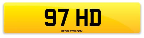 Registration 97 HD