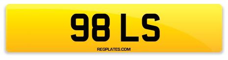 Registration 98 LS
