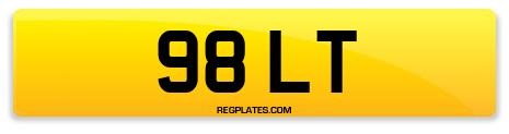 Registration 98 LT