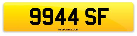 Registration 9944 SF