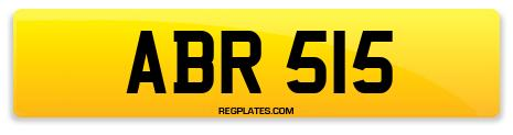 Registration ABR 515
