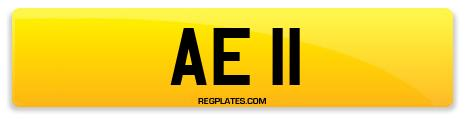 Registration AE 11