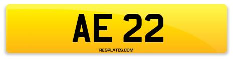 Registration AE 22