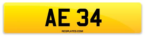 Registration AE 34