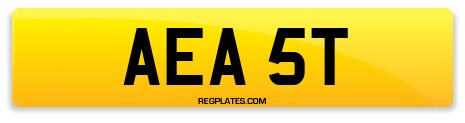 Registration AEA 5T