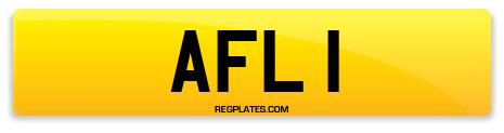 Registration AFL 1