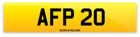 Registration AFP 20
