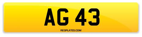 Registration AG 43