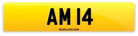 Registration AM 14