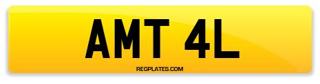 Registration AMT 4L