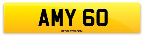 Registration AMY 60