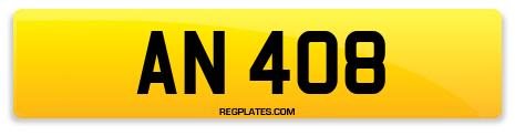 Registration AN 408