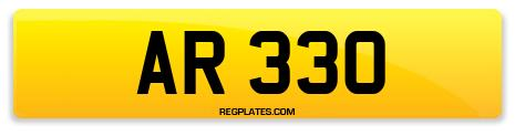 Registration AR 330