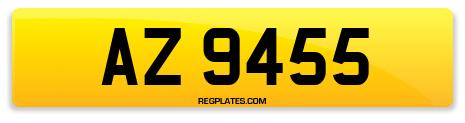 Registration AZ 9455