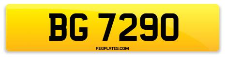 Registration BG 7290