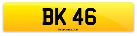 Registration BK 46