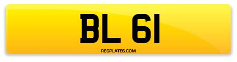 Registration BL 61