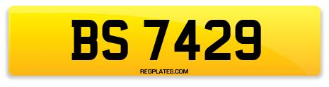 Registration BS 7429