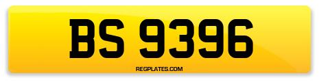Registration BS 9396