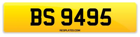 Registration BS 9495