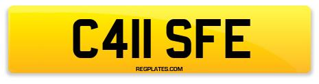 Registration C411 SFE