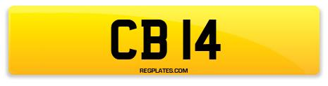 Registration CB 14
