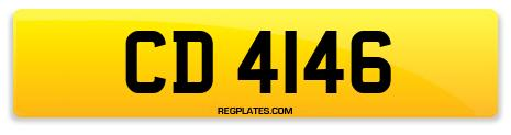 Registration CD 4146