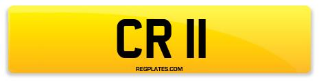 Registration CR 11