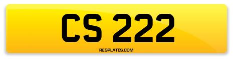 Registration CS 222