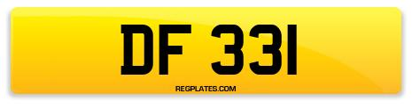 Registration DF 331