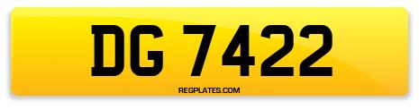 Registration DG 7422