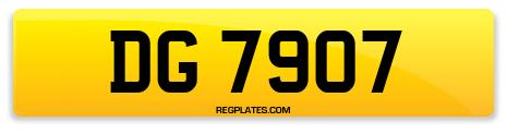 Registration DG 7907