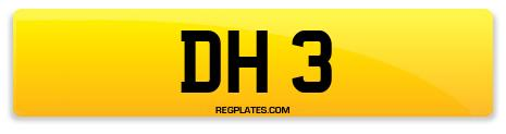 Registration DH 3