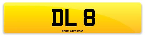 Registration DL 8