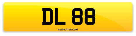 Registration DL 88
