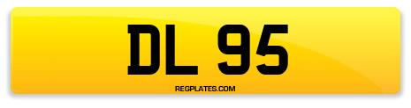 Registration DL 95