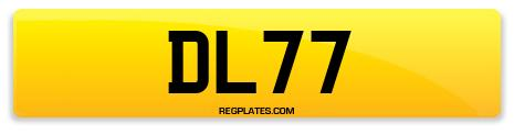 Registration DL77