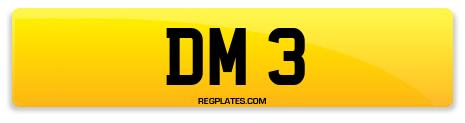 Registration DM 3
