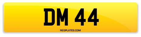 Registration DM 44