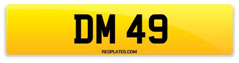 Registration DM 49