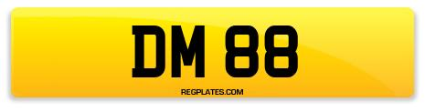 Registration DM 88