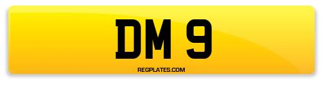 Registration DM 9