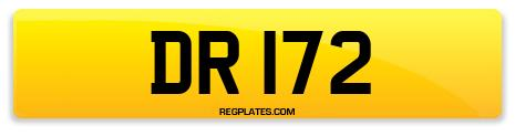 Registration DR 172